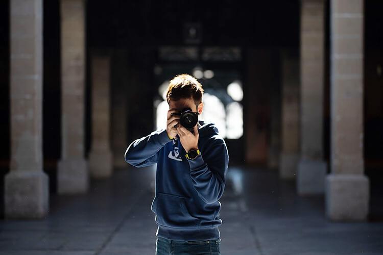 Shooting González Byass fotógrafo